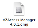 VzAccess Manager drive image icon