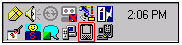 BlackBerry Desktop Manager Tray Icon