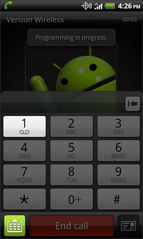 Keypad icon with keypad and 1 key