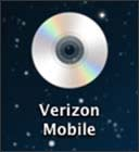 Double-click Verizon Mobile