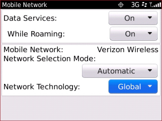 Mobile Network Network Technology