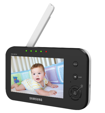 BrilliantVIEW Baby Monitoring System