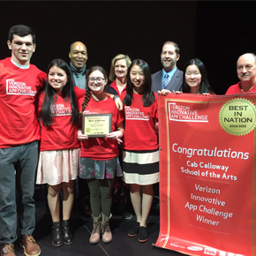 Delaware Students Win Best in Nation Re...