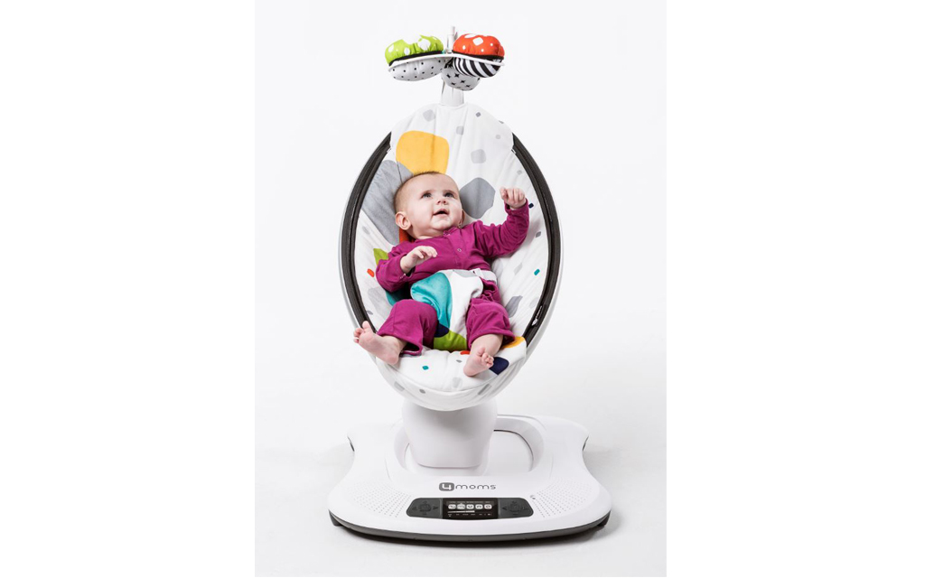 Wireless Technology Crawls into the Nursery