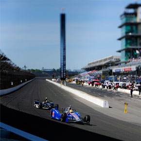 Verizon Customers Can Text Messages to the Sky Above the Indianapolis 500 on May 24