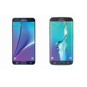 Samsung Galaxy S6 edge + and Note5 with...
