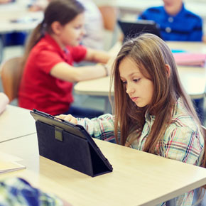 Bringing tech to teaching - the benefit...