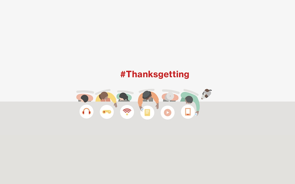 Verizon makes pre-Thanksgiving travel better with 'Thanksgetting' data and entertainment gifts