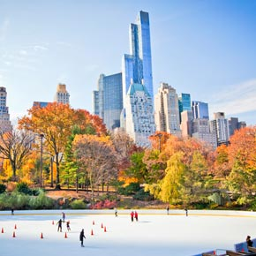 Make the most of your mobile network during the most wonderful time of year in New York City