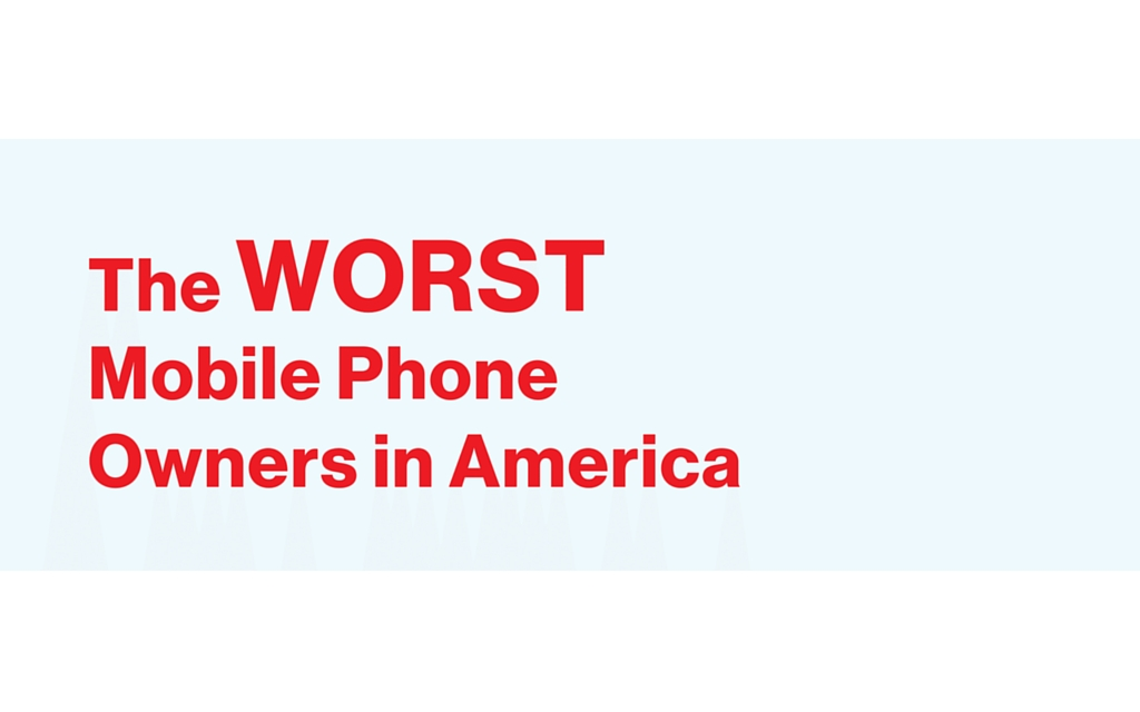 New Verizon survey identifies the worst phone owners in America