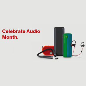 Verizon has a playlist of new audio accessories for June