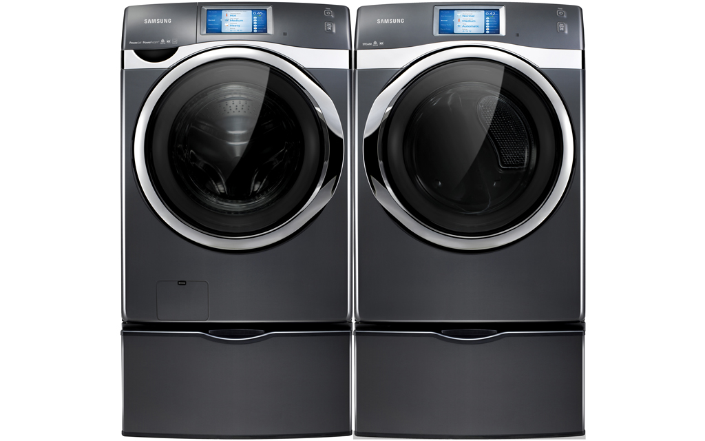 Increasing the IQ of your Kitchen and Laundry Room with Smart Appliances