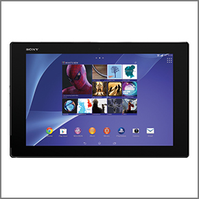 Sony XPERIA Z2 Tablet: Exclusive, Enter...