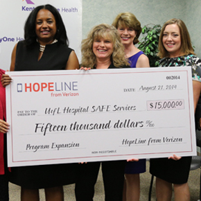 HopeLine Grant Helps Add Important Tool...