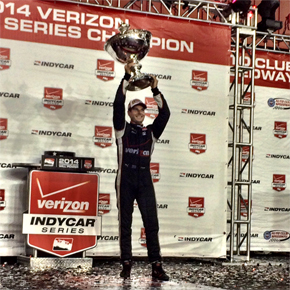 It's a Wrap—IndyCar 2014 by the Numbers