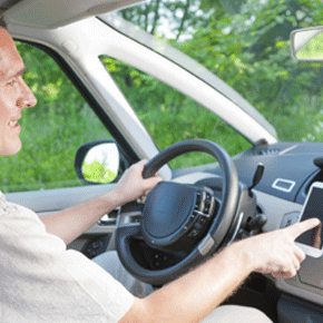 Wireless Tech for Drivers