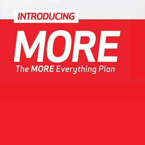 MORE Everything Gives Customers More From Their Wireless Plans