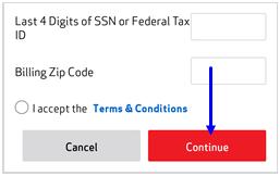 Imagen: captura de pantalla de Inscribirme en el pago automático AutoPay de MVM