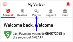 Imagen: captura de pantalla de Cambiar identificación de usuario de MVM