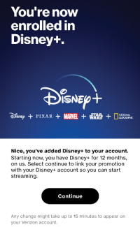 Disney With Verizon Unlimited Or 5g Home Internet Faqs