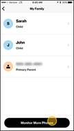 Image: Verizon FamilyBase  Add another Phone to FamilyBase
