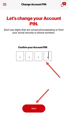 how to change your number verizon