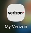 Image: My Verizon app icon