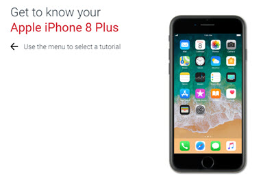 How to use gmail on iphone 8 plus screen