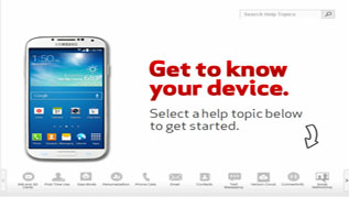 samsung galaxy s 4 support verizon wireless rh verizonwireless com Samsung User Manual Guide Samsung User Manual Guide
