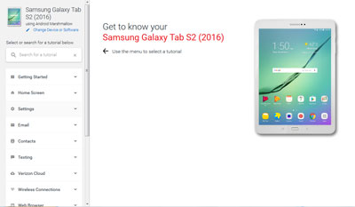 How to take screenshot on samsung tablet s2