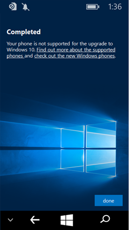 Windows 10 Advisor App Find Newest Devices on Windows 10 screenshot