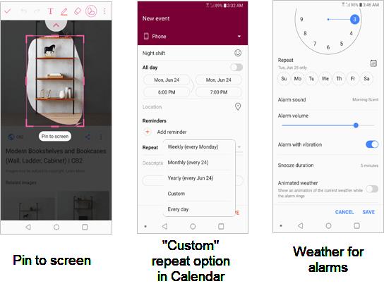 LG G6 Enhancements screenshot