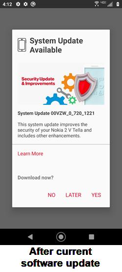 Nokia 2 V Tella Pre-download screenshot