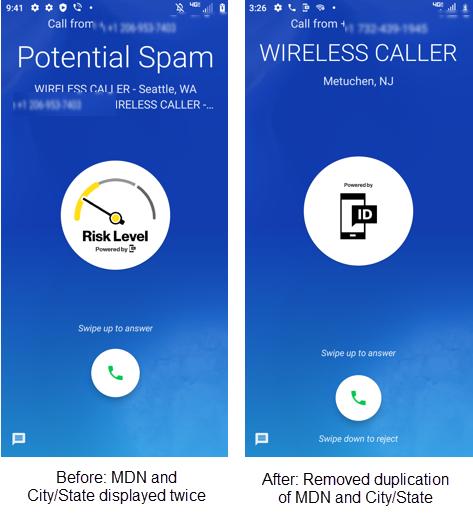 Nokia 2 V Tella Incoming Calls Duplication screenshot