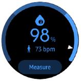 Samsung Galaxy Watch Active2 Touch Bezel screenshot