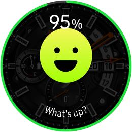 Samsung Galaxy S3 classic Emotion Elements screenshot