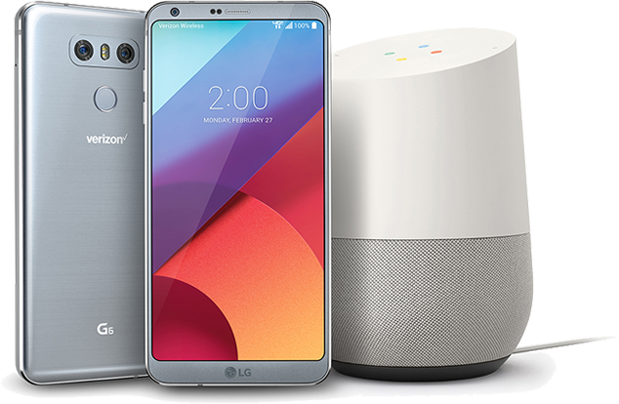 Grab the LG G6