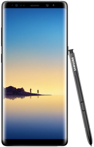 your new note 8