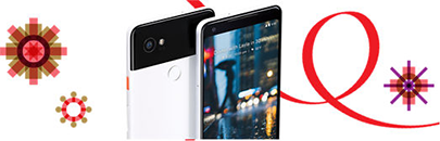 your new google pixel 2