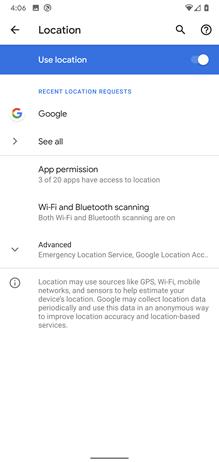 Google Pixel 3 Software Update