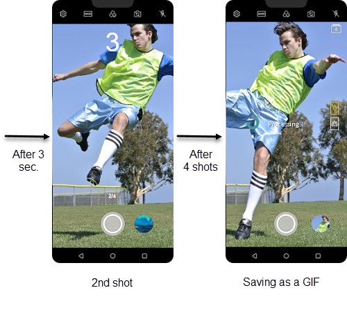 LG G6 Flash Jump cut and Flash Guide screenshot