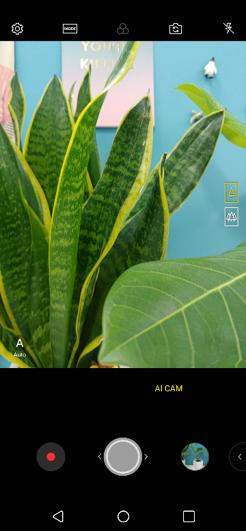 LG G7 ThinQ AI Cam screenshot