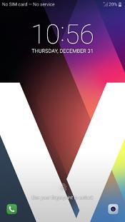LG V20 Software Update