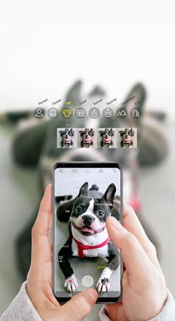 LG V30 AI Cam screenshot
