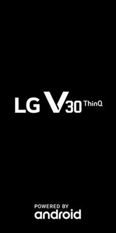 LG V30 ThinQ screenshot