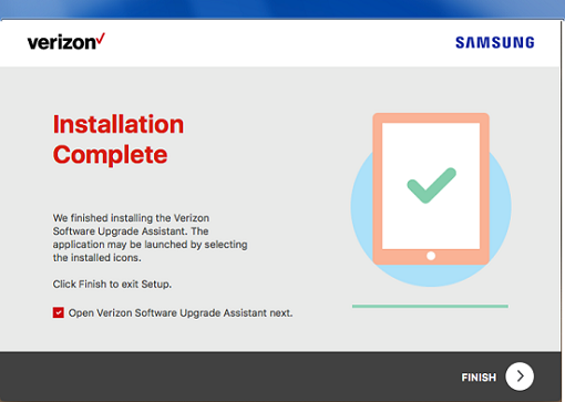 Samsung Software Upgrade Assistant