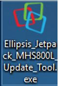 Verizon Ellipsis Jetpack MHS800L Windows Update Tool Instructions, Step 1