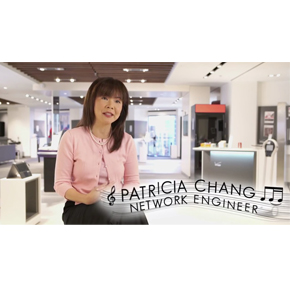 Verizon Patent Award Winner Patricia Chang Believes Everyone can be an Innovator if they Open their Mind