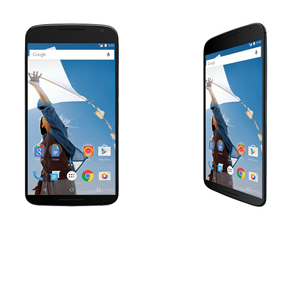 Nexus 6 with Android Lollipop and Verizon 4G LTE: Available March 12