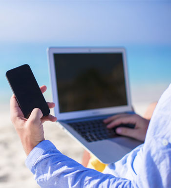 Ditching the Cube: How More Workers are Using Mobile Technology to Escape the Office
